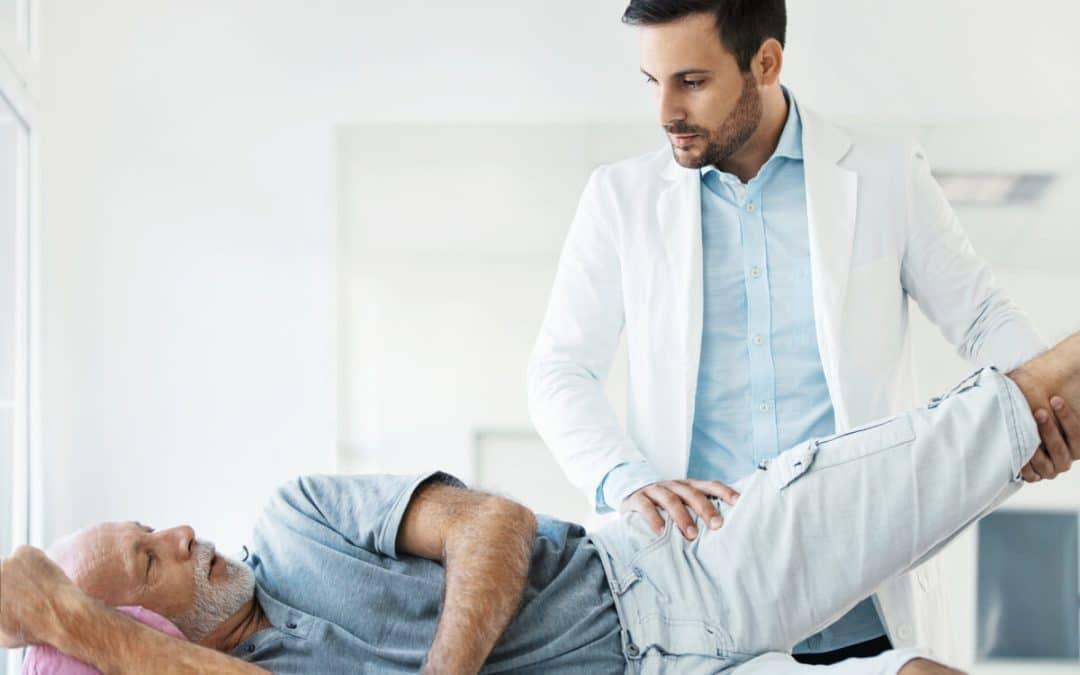 Artrose no quadril: diagnóstico e tratamento.