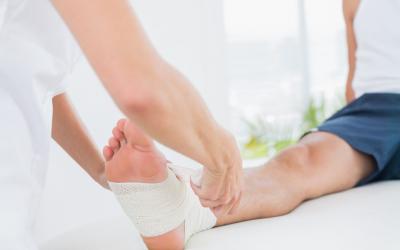 Entorse de tornozelo: a importância do diagnóstico precoce